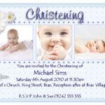 Christening Invitation Cards : Christening Invitation Cards within Free Christening Invitation Cards Templates