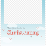 Christening Png Free – Baptism Invitation Template Png Pertaining To Christening Banner Template Free
