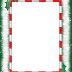 Christmas Border Paper - Google Search … | Templates | Free … regarding Christmas Border Word Template