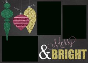Christmas Card Layouts Diagnenuevodiarioco Free Customizable regarding Free Christmas Card Templates For Photoshop