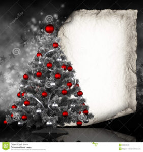 Christmas Card Template Stock Illustration. Illustration Of inside Blank Christmas Card Templates Free
