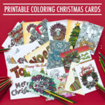 Christmas Cards | 20 Pack Pertaining To Diy Christmas Card Templates