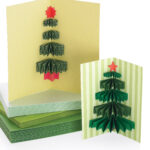 Christmas Cards Martha Stewart Pertaining To 3D Christmas Throughout 3D Christmas Tree Card Template