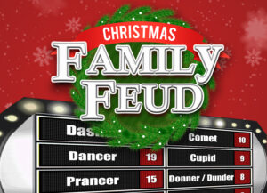 Christmas Family Feud Trivia Powerpoint Game – Mac And Pc Pertaining To Family Feud Powerpoint Template Free Download