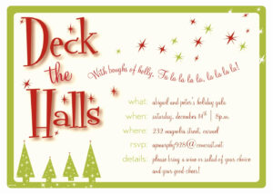 Christmas Party Invitation Template Ai • Invitation Template in Free Christmas Invitation Templates For Word