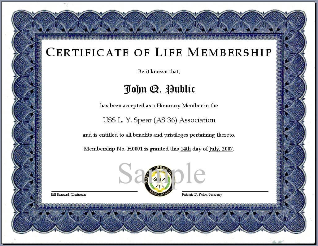 Church Award Certificate Template | Free Resume Templates Pertaining To New Member Certificate Template