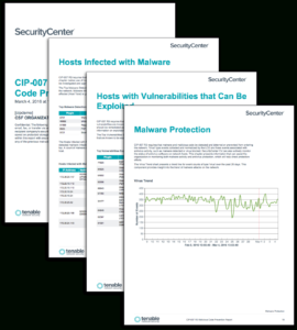 Cip-007 R3 Malicious Code Prevention Report – Sc Report for Reliability Report Template