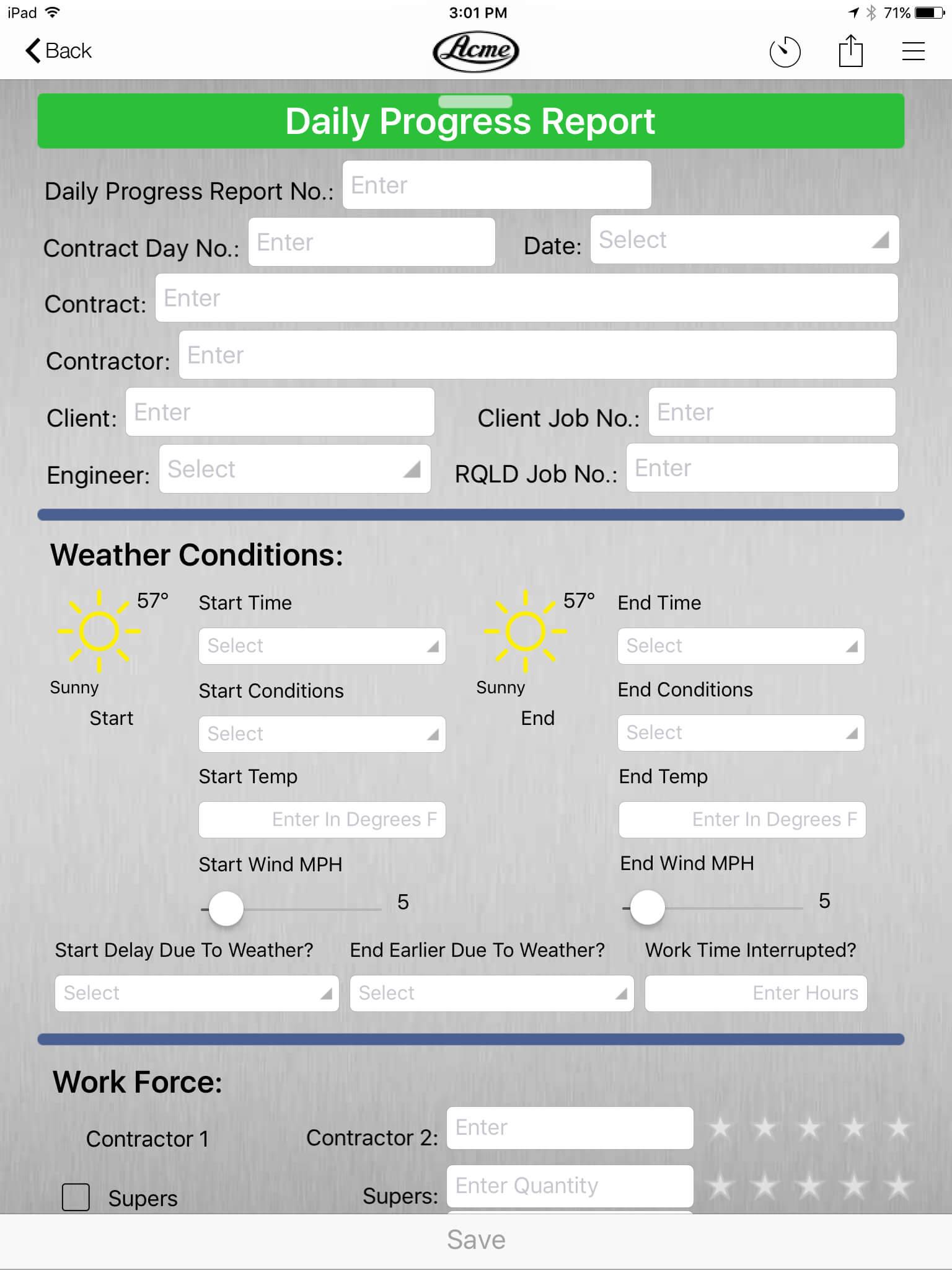 Civil Engineering Daily Progress Report Example Form On The For Engineering Progress Report Template