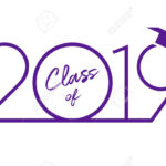 Class Of 20 19 Year Graduation Banner, Awards Concept. T Shirt.. Pertaining To Graduation Banner Template