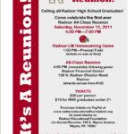 Class Reunion Invitations | Invitations | Class Reunion Pertaining To Reunion Invitation Card Templates