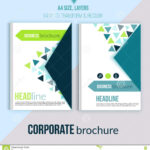 Clean Brochure Design, Annual Report, Cover Template In Cleaning Brochure Templates Free