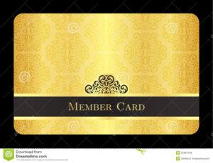 Club Membership Card Template – Www.toib.tk inside Membership Card Template Free