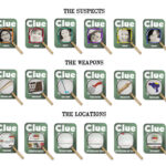 Clue Cards Templates - Google Search | Camp Theme In 2019 within Clue Card Template