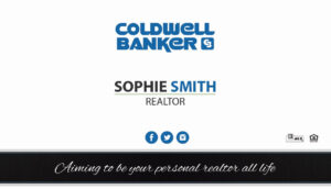 Coldwell Banker Business Card Template | Wesleykimlerstudio throughout Coldwell Banker Business Card Template