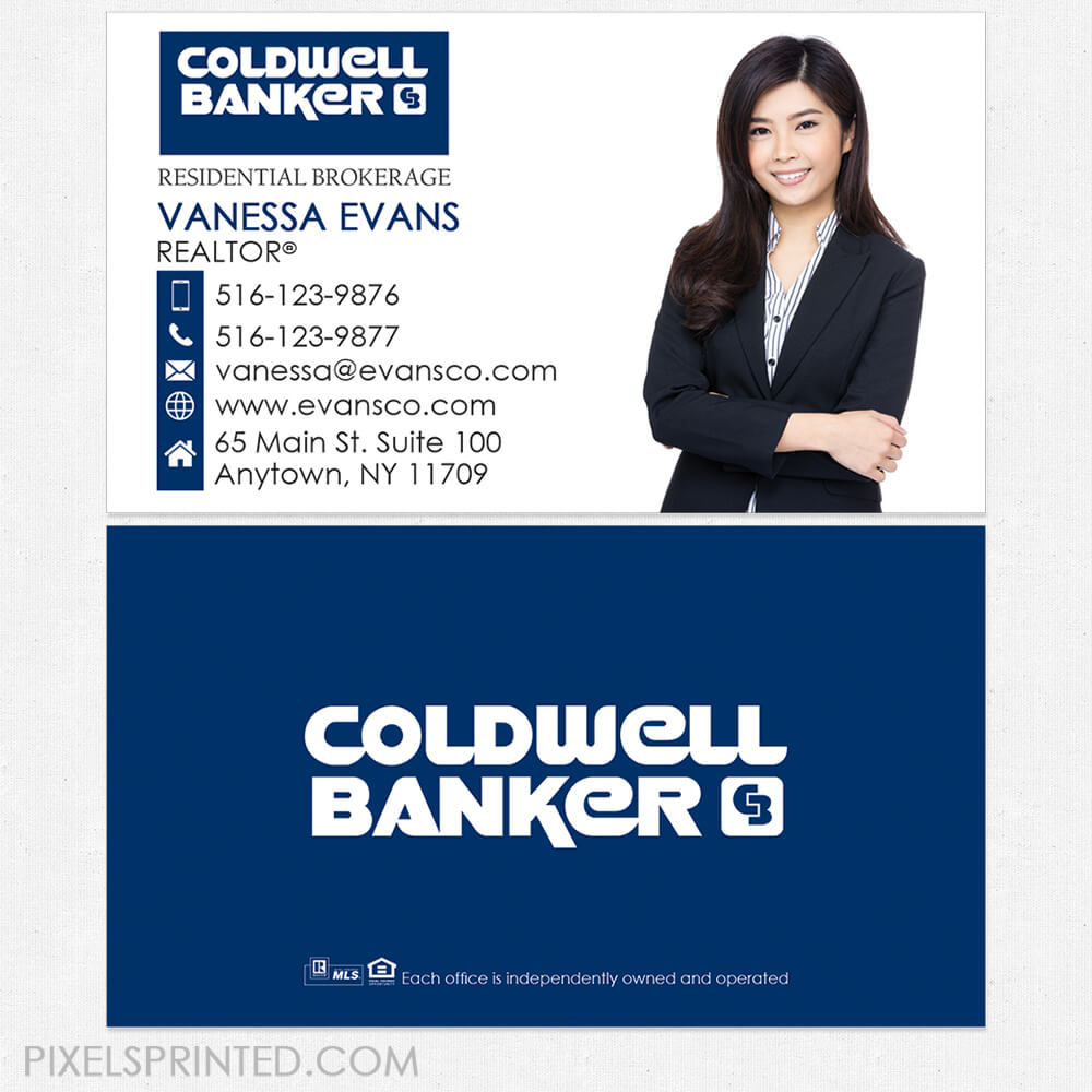 Coldwell Banker Business Cards | Business Cards In 2019 In Coldwell Banker Business Card Template