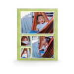Collage Prints Within Birthday Card Collage Template