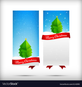 Collection Of Merry Christmas Card Template With intended for Adobe Illustrator Christmas Card Template