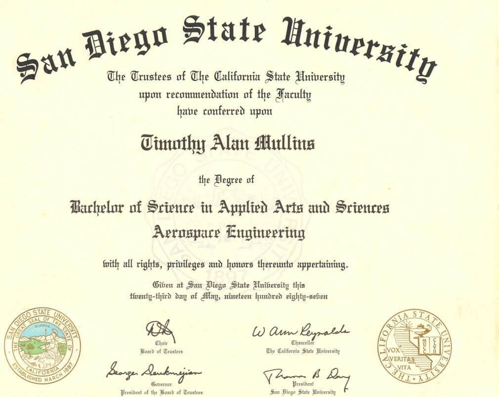 College Graduation Certificate Template | Lera Mera In College Graduation Certificate Template