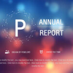 Colorful Annual Report Ppt Template Best Powerpoint For Annual Report Ppt Template