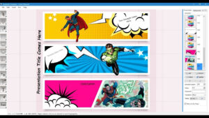 Comic Strip Template with regard to Powerpoint Comic Template