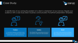 Communications Plan Premium Powerpoint Template – Slidestore in Powerpoint Templates For Communication Presentation