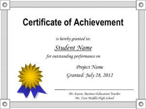 Congratulation Certificates Templates – Lara with Congratulations Certificate Word Template