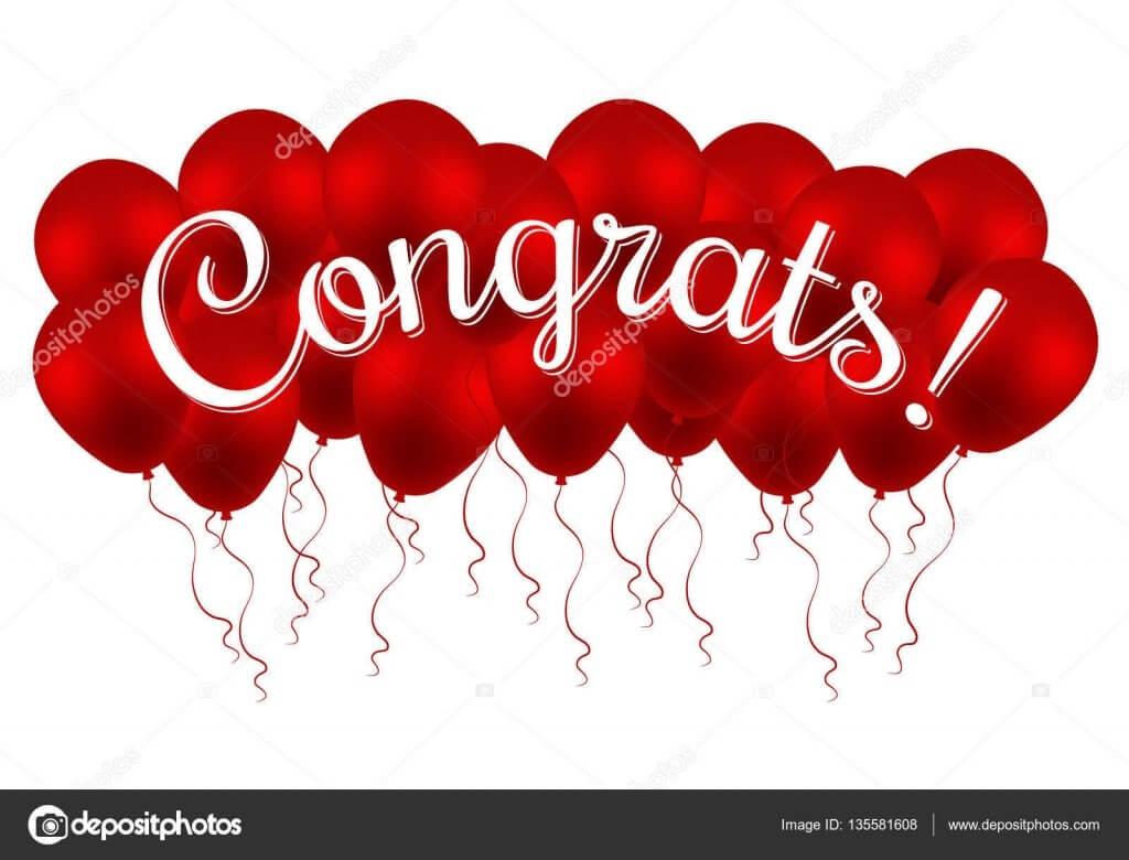 Congratulations Banner Template - 10+ Professional Templates Inside Congratulations Banner Template