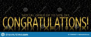 Congratulations Banner Template Stock Vector – Illustration with regard to Congratulations Banner Template