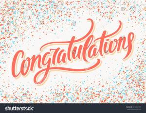 Congratulations Banner Template Word – Cakket for Congratulations Banner Template