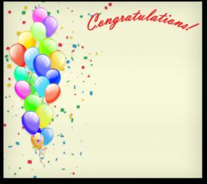Congratulations-Congrats-Template-Certificate with Congratulations Certificate Word Template