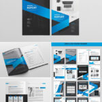 Cool Indesign Annual Corporate Report Template   Report In Free Indesign Report Templates