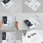 Corporate Tri Fold Brochure Template Free Psd – Download Psd Throughout 3 Fold Brochure Template Psd Free Download