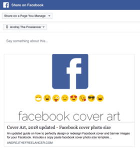 Cover Art, 2019 Updated – Facebook Cover Photo Size Regarding Facebook Banner Size Template