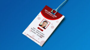 Create Professional Id Card Template – Photoshop Tutorial with regard to Pvc Id Card Template