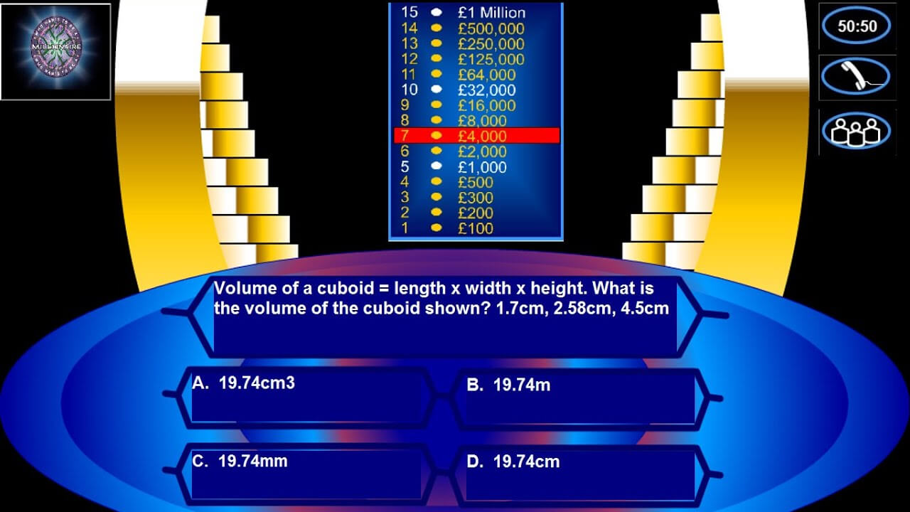 Create Who Wants To Be A Millionaire In Powerpoint Using Vba For Who Wants To Be A Millionaire Powerpoint Template