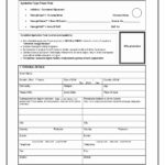 Creating Forms In Word Beautiful School Registration Form In School Registration Form Template Word