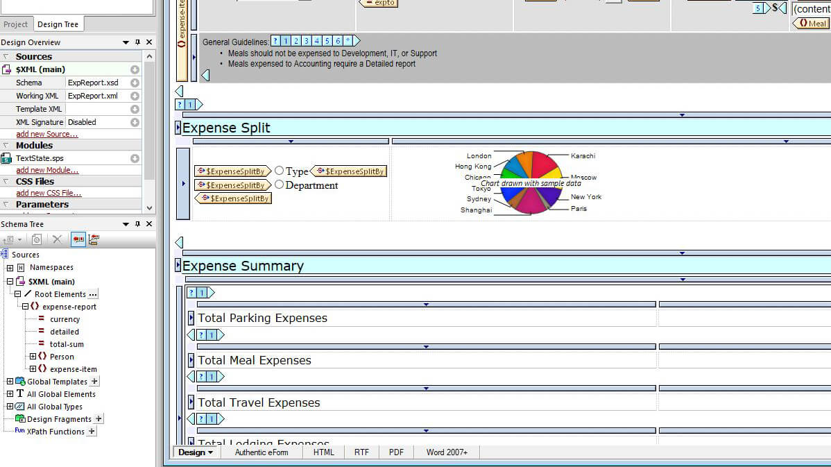 Creating Html Reports Radis Pro Help Report Template Example With Regard To Html Report Template Free