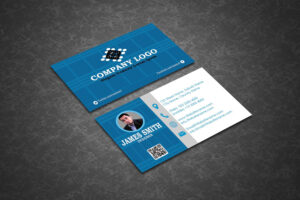 Creative Business Card Template in Buisness Card Templates