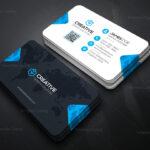 Creative Company Business Card Template 000036 – Template Inside Web Design Business Cards Templates
