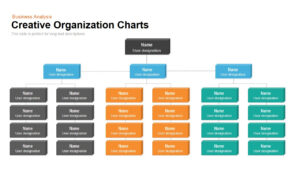 Creative Organization Chart Template For Powerpoint And for Microsoft Powerpoint Org Chart Template