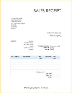 Credit Card Invoice Template 155897 Credit Card Slip for Credit Card Receipt Template