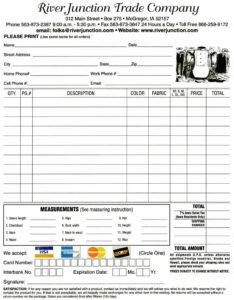 Credit Card Order Form | Charlotte Clergy Coalition intended for Order Form With Credit Card Template