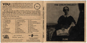 Crossings – Gallery – Dean – The Utility Project throughout Cd Liner Notes Template Word