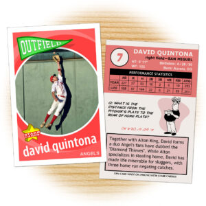 Custom Baseball Cards – Retro 60™ Series Starr Cards with Custom Baseball Cards Template