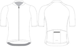 Custom Blank Cycling Jersey Design Template – Cyclingbox with Blank Cycling Jersey Template