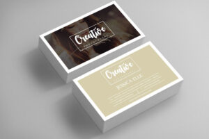 Custom Design Creative Business Cards For Photographers with Free Business Card Templates For Photographers