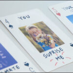 Custom Game Card And Personalized Playing Cards With 52 Reasons Why I Love You Cards Templates Free