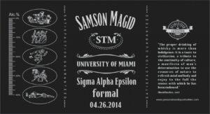 Custom Jack Daniels Label Maker – Trovoadasonhos regarding Blank Jack Daniels Label Template