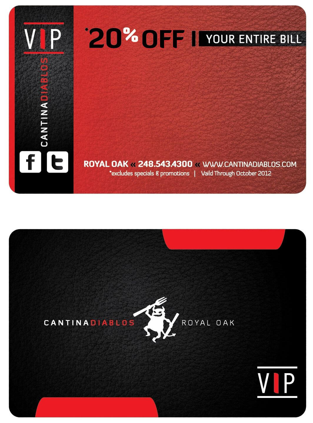 Custom Plastic Frequent Diner Discount Card Printed On Pvc With Frequent Diner Card Template