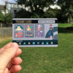 Custom Pokemon Trainer Id | Want | Pokemon Trainer Card Intended For Pokemon Trainer Card Template